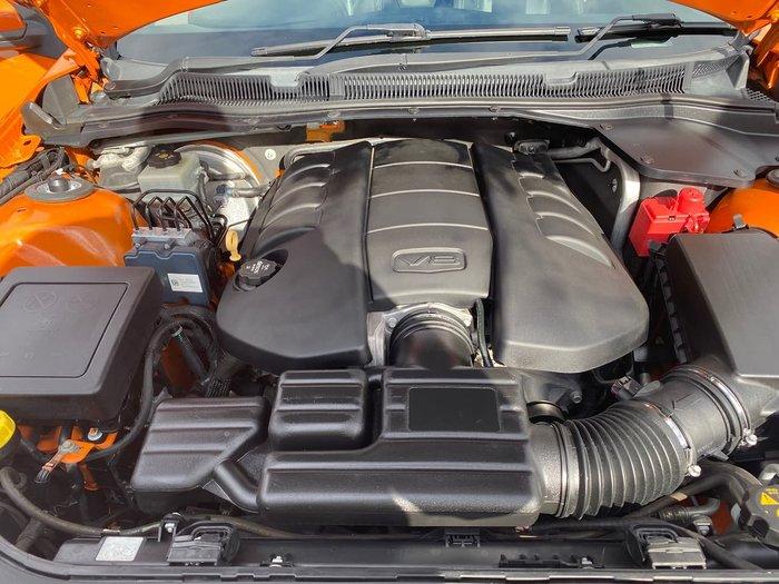 2014 Holden Ute SS V VF MY14 Orange