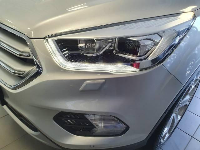 2017 Ford Escape Titanium ZG AWD SILVER
