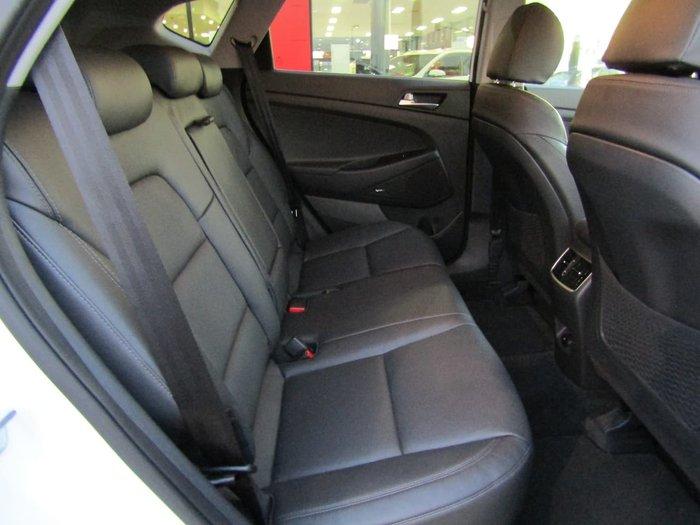 2019 Hyundai Tucson Elite TL3 MY20 AWD White
