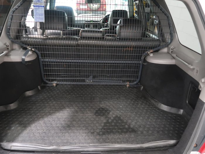 2006 Subaru Forester XT 79V MY06 AWD Premium Silver