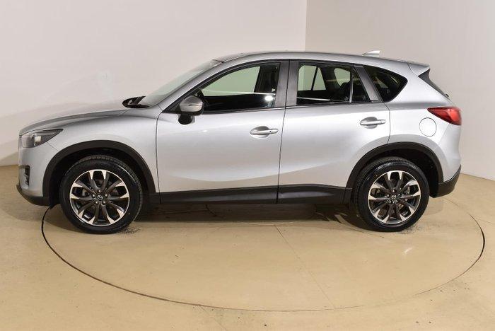 2016 Mazda CX-5 Grand Touring KE Series 2 AWD Sonic Silver