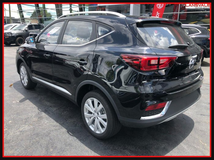 2021 MG ZS Excite AZS1 MY21 PEBBLE BLACK