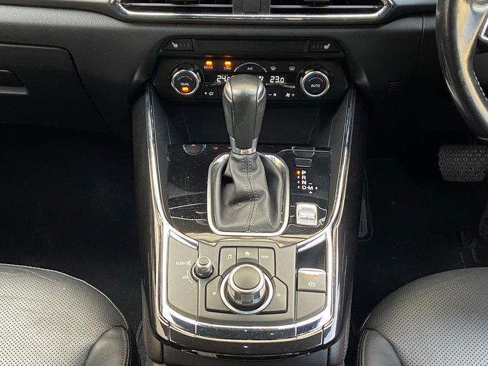 2016 Mazda CX-9 Azami TC Red