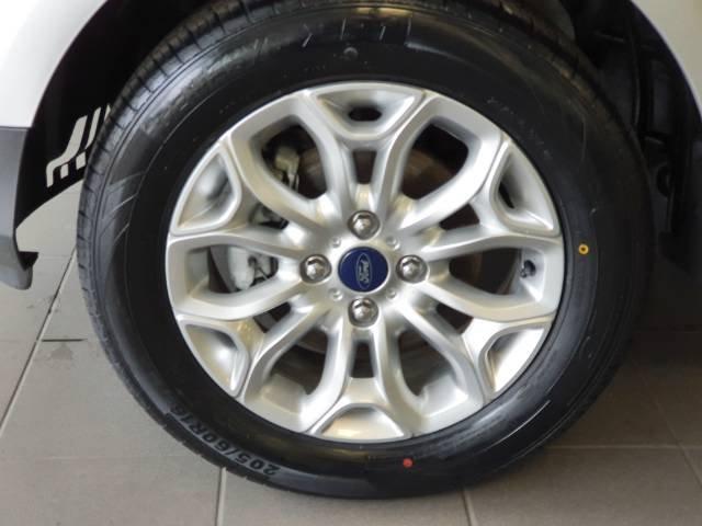 2014 Ford EcoSport Titanium BK SILVER