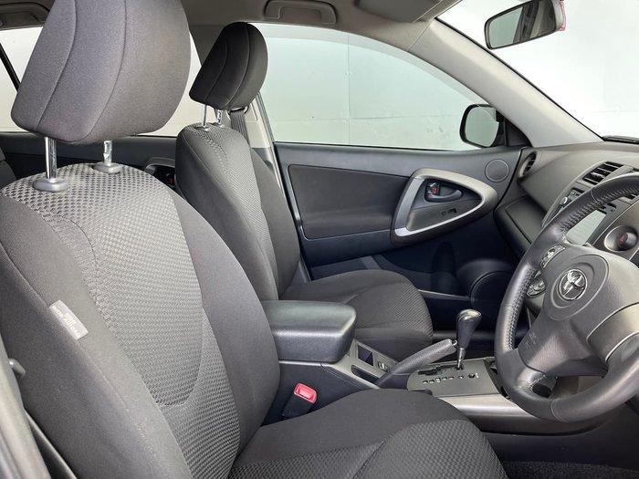2012 Toyota RAV4 Cruiser ACA38R MY12 Black