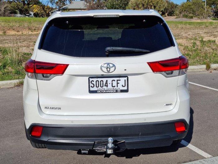 2019 Toyota Kluger GXL GSU55R AWD White