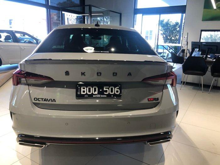 2021 SKODA Octavia RS NX MY21 Grey