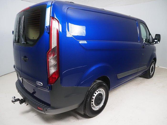 2015 Ford Transit Custom 290S VN Blue