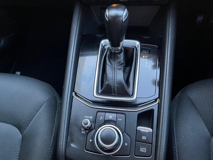 2018 Mazda CX-5 Maxx Sport KF Series AWD Sonic Silver