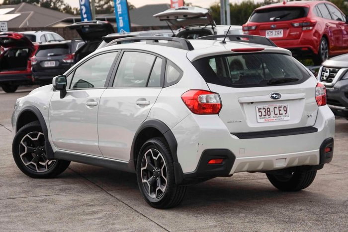 2013 Subaru XV 2.0i G4X MY13 AWD White