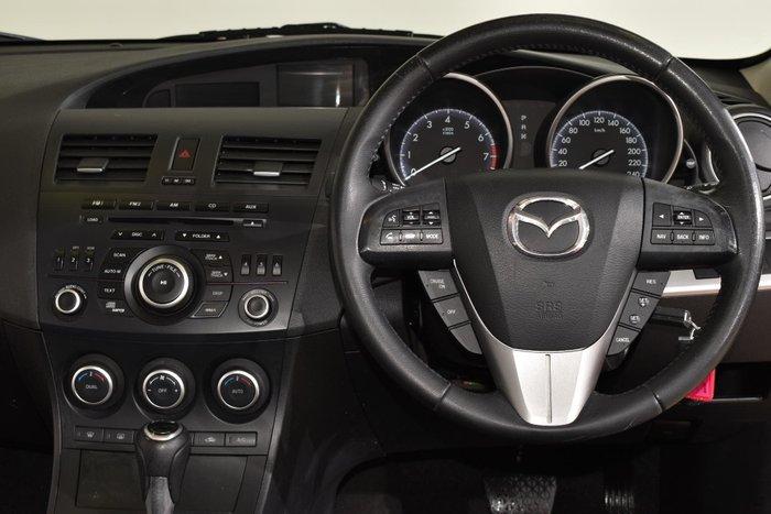 2012 Mazda 3 Maxx Sport BL Series 2 Velocity Red