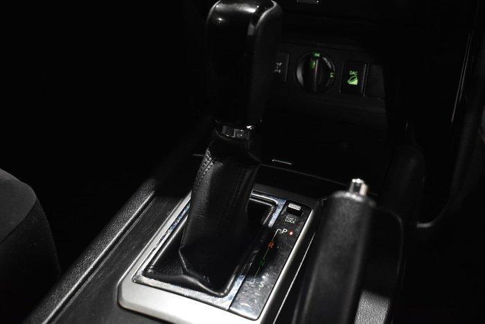 2017 Toyota Landcruiser Prado GXL GDJ150R 4X4 Dual Range Grey
