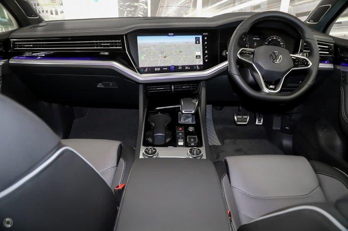 2021 Volkswagen Touareg 210TDI R-Line CR MY21 Four Wheel Drive White
