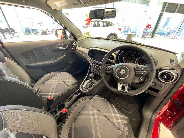 2021 MG MG3 Core (Nav) MY21 Tartan Red