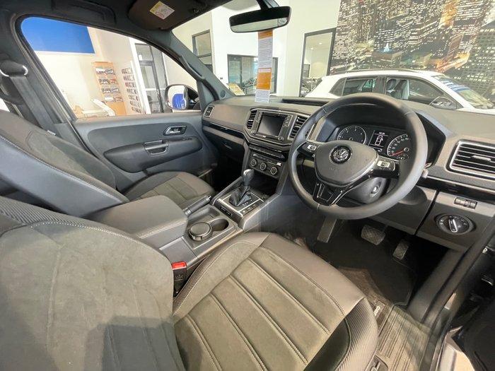 2021 Volkswagen Amarok TDI580 W580 2H MY21 4X4 Constant Indium Grey