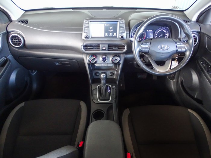 2018 Hyundai Kona Active OS MY18 Blue