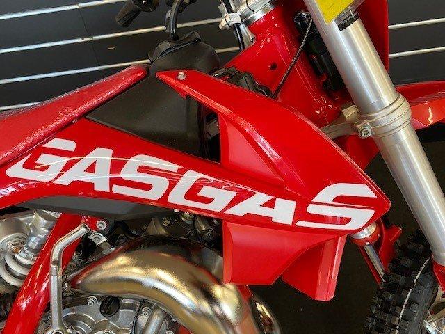 2021 Gas Gas 2021 Gas Gas 65CC MC 65 MINIBIKE Red