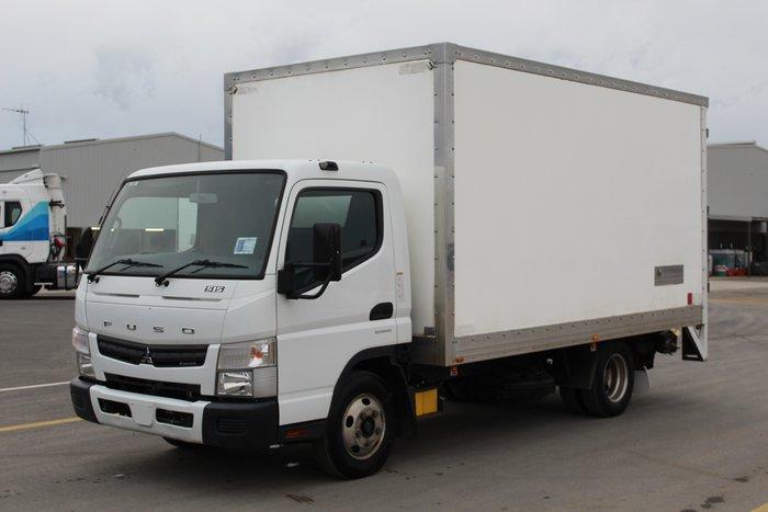 2016 Mitsubishi Canter 515 Fuso Canter Pantech White