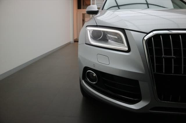 2014 Audi Q5 TFSI 8R MY14 Four Wheel Drive Ice Silver