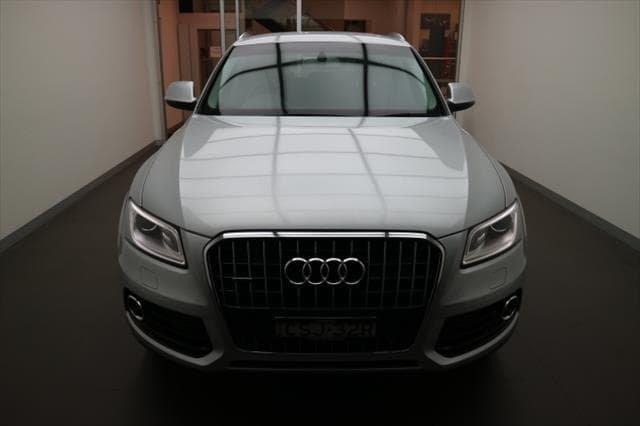 2014 Audi Q5 TFSI 8R MY14 Four Wheel Drive Silver