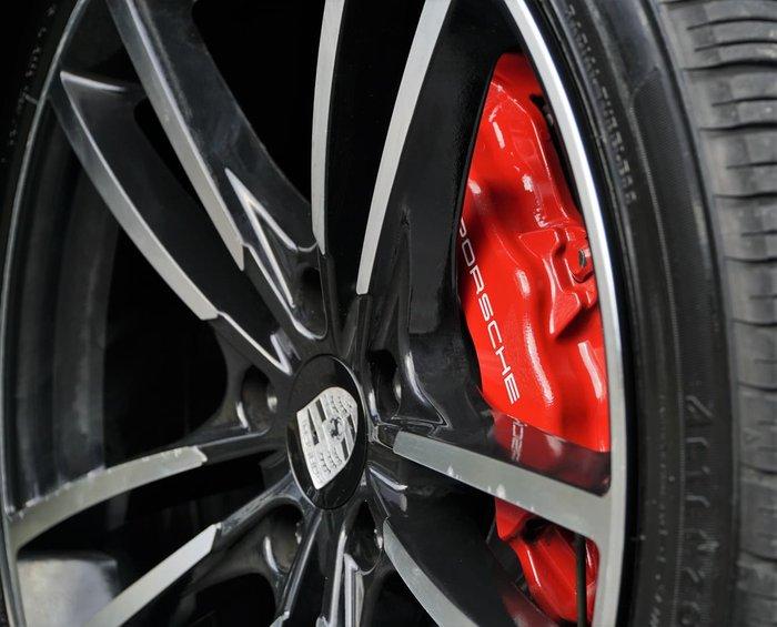 2009 Porsche Cayenne 9PA MY09 4X4 Constant Black