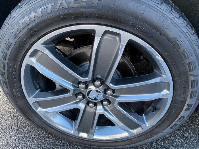 2019 Holden Acadia LTZ-V AC MY19 Black