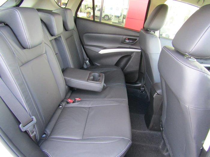 2021 Suzuki S-Cross Turbo Prestige JY White