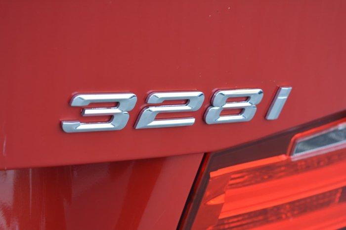 2015 BMW 3 Series 328i Sport Line F30 Melbourne Red
