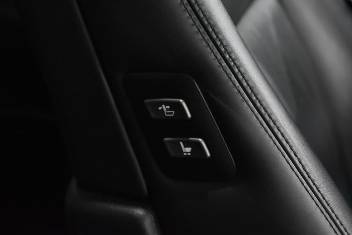 2010 Lexus LS LS460 USF40R MY10 Platinum Silver
