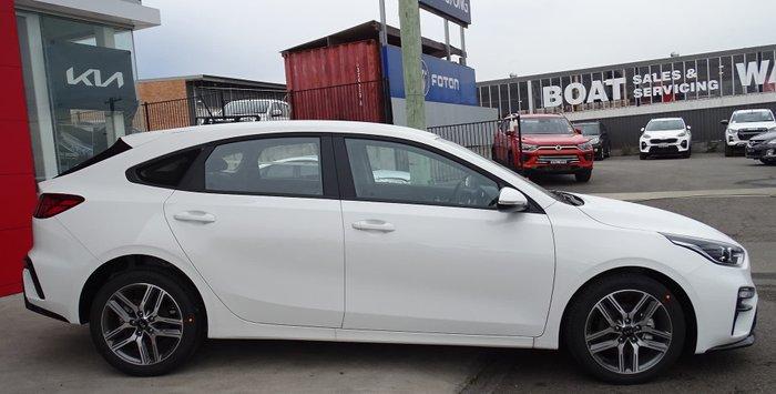 2021 Kia Cerato Sport BD MY21 Clear White