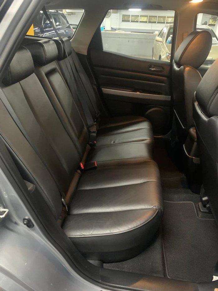 2011 Mazda CX-7 Luxury Sports ER Series 2 Four Wheel Drive Silver