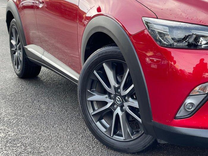 2016 Mazda CX-3 Akari DK Soul Red