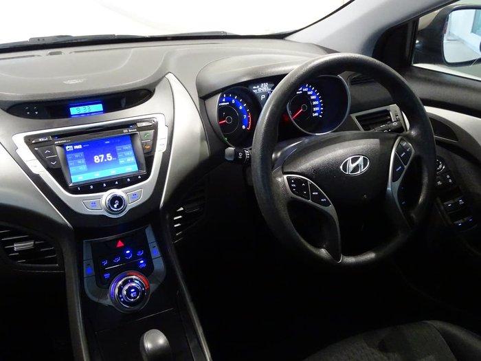 2013 Hyundai Elantra Active MD2