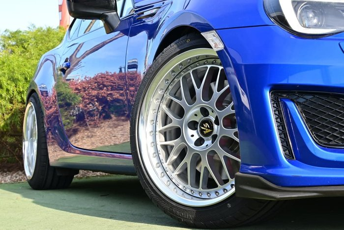 2018 Subaru BRZ tS Z1 MY18 Blue
