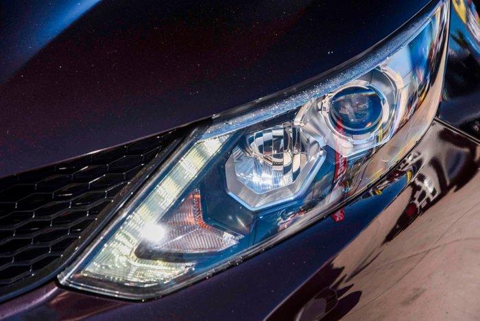 2014 Nissan QASHQAI Ti J11 Pearl Black