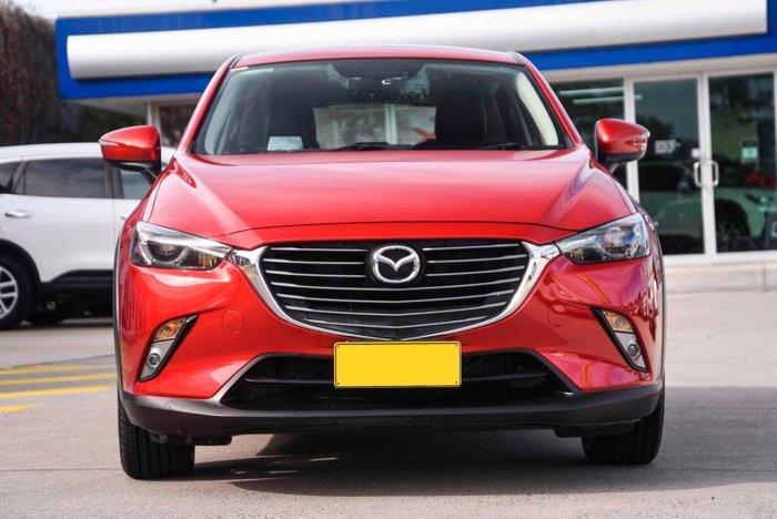 2015 Mazda CX-3 sTouring DK Soul Red