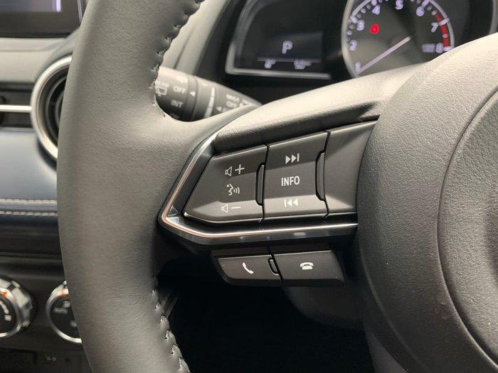 2021 Mazda 2 G15 Evolve DJ Series White