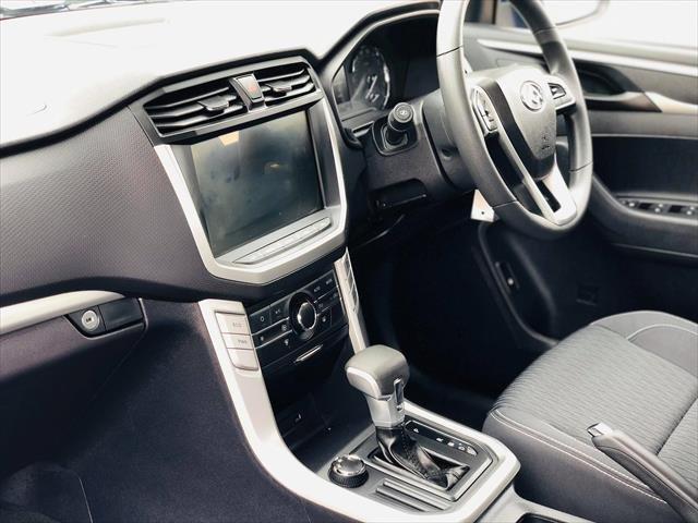 2021 LDV T60 PRO T60 Double Cab AT Pro Metal Black Metallic
