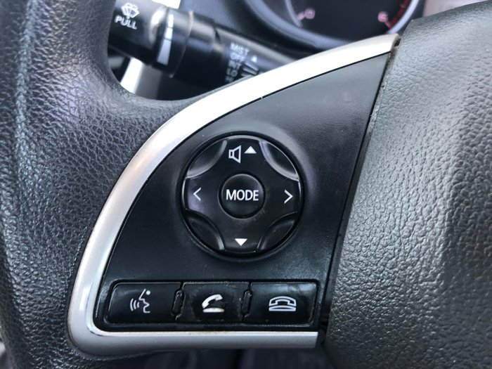2017 Mitsubishi Triton GLX+ MQ MY17 4X4 Dual Range Red
