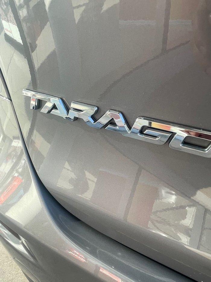 2017 Toyota Tarago GLX ACR50R Grey