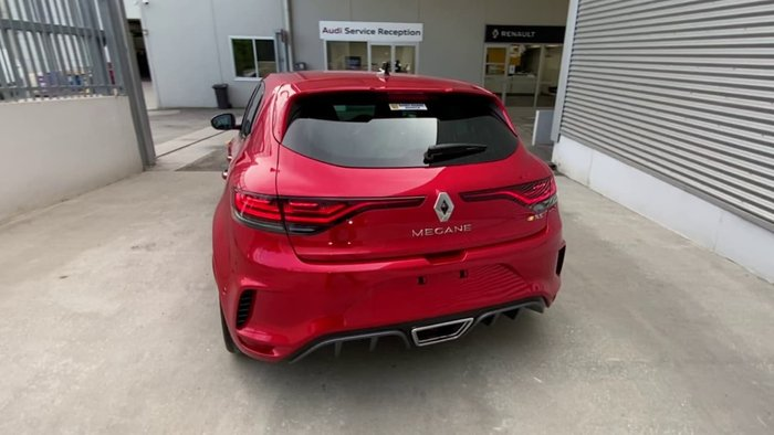 2021 Renault Megane R.S. Trophy BFB Flame Red