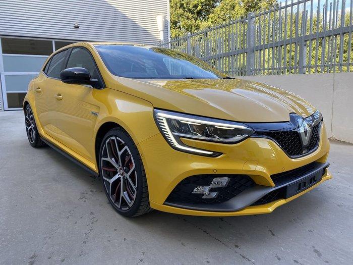 2021 Renault Megane R.S. Trophy BFB Liquid Yellow