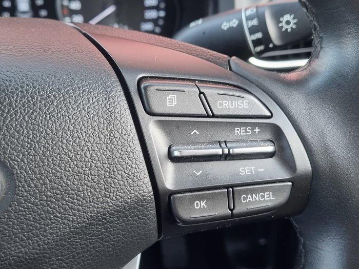 2019 Hyundai i30 Active PD2 MY19 Red