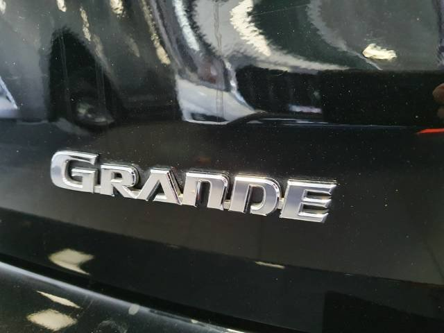 2015 Toyota Kluger Grande GSU50R BLACK