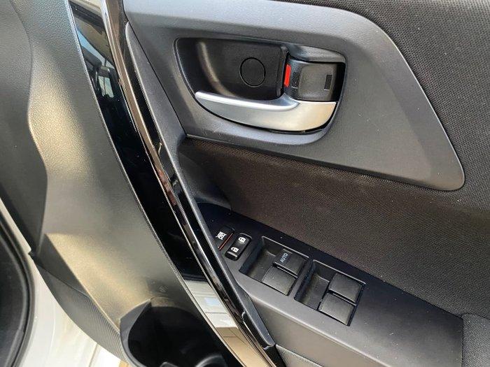 2018 Toyota Corolla SX ZRE182R Glacier White