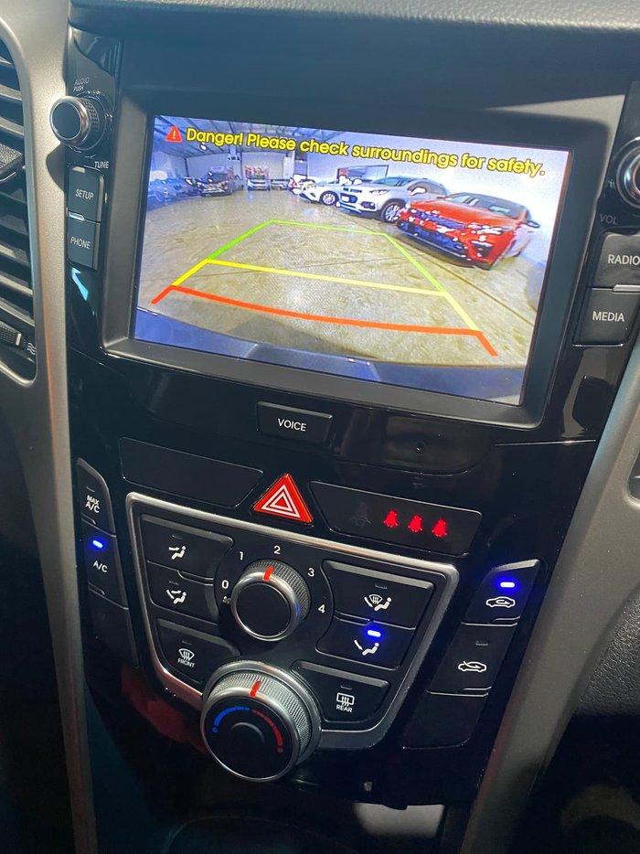 2017 Hyundai i30 Active GD4 Series II MY17