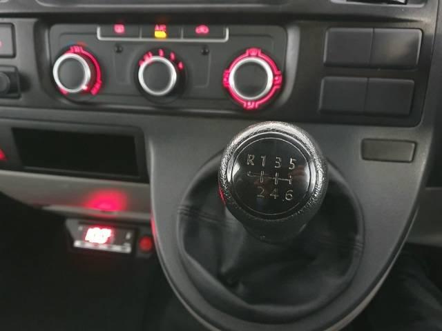 2015 Volkswagen Transporter TDI340 T5 MY15 WHITE
