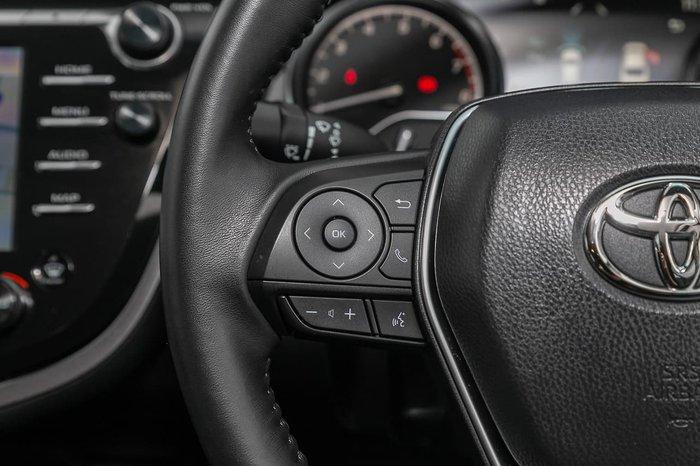 2019 Toyota Camry Ascent Sport ASV70R White
