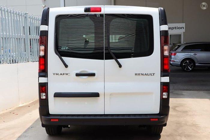 2021 Renault Trafic Premium 125kW X82 Glacier White