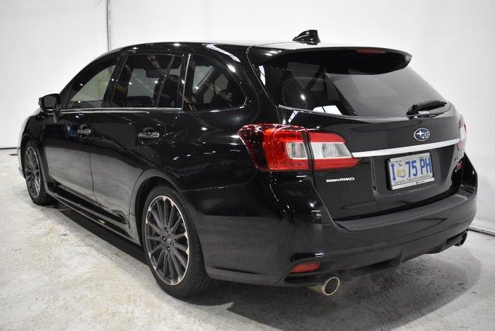 2019 Subaru Levorg 2.0 STI Sport V1 MY19 AWD Crystal Black